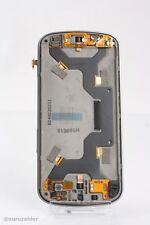 ORIGINALE Nokia n97 Slide Modulo guscio superiore SLIDER NERO popolati Flex-CAVO