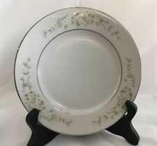 "Lady Carolyn Fine China Japan Bread Plate Porcelain 6.25"" Yellow flowers"