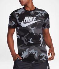 Nike Sportswear Para Hombre Camo T-shirt Tamaño XL AA1196-010