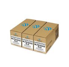 3x MLTD1042S/ELS, MLT-D1042S Toner Zwart Compatibel met Samsung ML-1660 1665 186