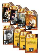 2010 ELVIS PRESLEY 25 Card Complete Set *75th Birthday* Jumbo Die Cut VERY RARE