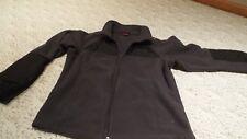 Tommy Hilfiger gray Fleece women Jacket Coats Jackets size L/G