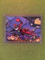 MICHAEL JORDAN BASKETBALL CARD 1993-94 Upper Deck NBA #506 Agent MJ23 FaniMation