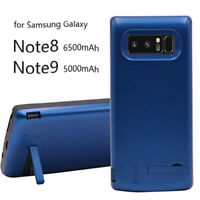 External Power Pack Bank Battery Charge Adapter Case for Samsung Galaxy Note 9 8