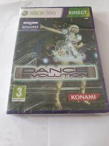 Dance Evolution Microsoft Xbox 360 Game New & Sealed FREE UK POSTAGE