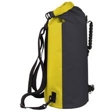 60l Waterproof Drift Dry Backpack Bag Water Canoe Floating Boating Kayak Fishing