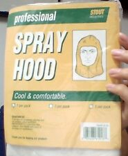 Professional Spray Hood,Stout Industries, Cool and Comfortable, Cream Color