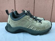 EUC Teva Womens Hiking Trail Casual Lace Up Leather Shoes US 6 EUR 37