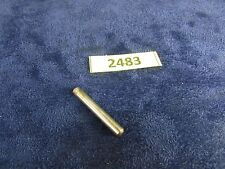 South Bend 9A/10K Quick Change Gear Box Cone Gear Pin 160x251  (#2483+)