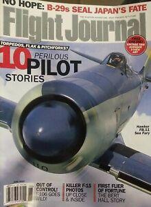 Flight Journal (Jun 2010) B-29, Hawker FB.11, F-106, Bert Hall, VT-19 Pilot