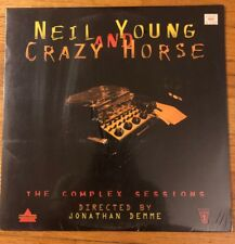 "NEIL YOUNG AND CRAZY HORSE ""THE COMPLEX SESSIONS"" LASERDISC"