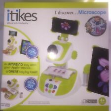 iTikes Microscope Educational Children's Kids Toy Game