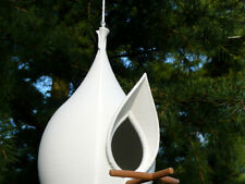 Garden Hanging Bird House Handmade from Eco Friendly Plastic