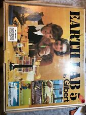 Gilbert Earth Lab 5 Complete Ecology Chemistry Geology Biology Meteorology