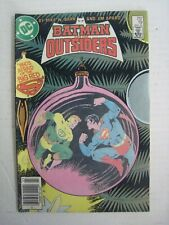 DC Comic Book;1985;#19;Batman & The Outsiders;Who's Afraid Of The Big Red S;Mar.