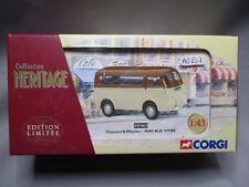 AG207 CORGI HERITAGE 1/43 CHENARD WALCKER MINI BUS VITRE EX70623 Ed Lim 2400ex