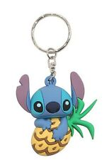 Disney Lilo & Stitch Pineapple 3D Keychain Gift New With Tags!