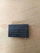 GOLD SAI4005D Solid State Relay 5A 40-480VAC 4 Pins x 2pcs