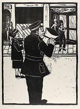 Brian Fitzgibbon: Heils Armee in St. Pauli, sign. 1990