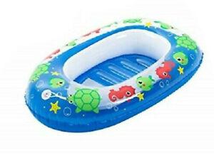 Kinder Schlauchboot Schwimmhilfe Schwimmboot Bestway Pool