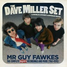 Dave Set Miller - Mr Guy Fawks: Complete Spin Recordings & More 1967-1970 [New C