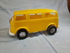 Vintage Hawk Model CO. VW Volkswagen Van 1972 Red