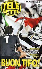 Telesette.Gigi Buffon & Champions League,Martina Pinto,Alessandro Circiello,iii