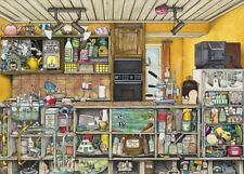 Gibsons KITCHEN CLUTTER 1000 Piece Jigsaw Puzzle Colin Thompson