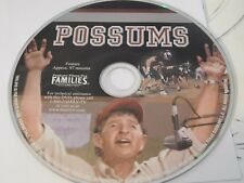 Possums (Dvd, 2004)Disc Only Free Shipping 21-83