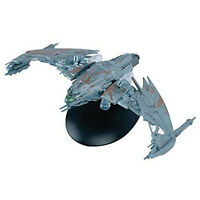 Eaglemoss Star Trek Into Darkness Klingon D4 Bird Of Prey Diecast Model NEW