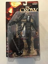 McFarlane Toys Movie Maniacs 2 Eric Draven The Crow figure 1999 New Sealed