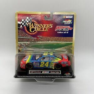NASCAR Winners Circle Jeff Gordon Monte Carlo Daytona 500 1999 Series