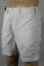 Polo Ralph Lauren White Relaxed Fit Shorts Pony NWT