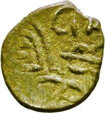India Hunnic Kingdom of Sind 6thC. Hephthalite Silver Dram Sri Yashaaditya Coin