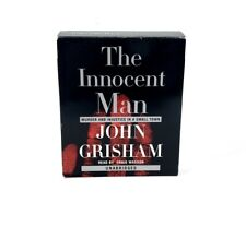 The Innocent Man Murder and Injustice in a Small Town John Grisham Audio Book
