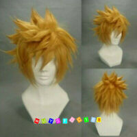 Kingdom Hearts  Roxas shoes Cosplay Costume Shoes Boots C0164