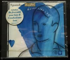 Spandau Ballet – Heart Like A Sky Cd 1989 CBS – 463318 2 Still Sealed
