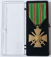 Médaille Ordonnance CROIX DE GUERRE 14/18 Première 1°Guerre Mondiale 1914-1918