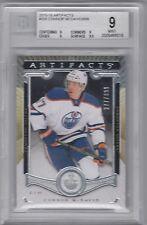 2015-16 Artifacts Connor McDavid Edmonton Oilers B 9 MINT