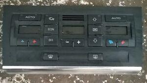 Audi A4 Avant Estate 2005 Climate Control Air Con Heater Display Panel