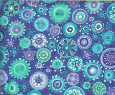 OOP! SPINNING WHEEL ON BLUE/PURPLE - CLOTHWORKS - BTY