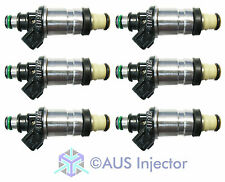 [55059-6] Set of 6 Replacement Fuel Injector fit CL TL ACCORD ODYSSEY