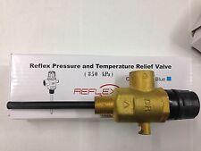 Reflex Pressure & Temperature Relief Valve - 850kPa