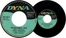 Philippines FRED PANOPIO Nalulumbay Ako OPM 45 rpm Record