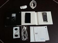 Apple iPod nano 4GB black 1. Generation MA107FD/A schwarz