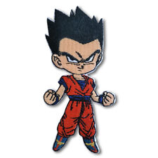 Dragon Ball Super Z SD Gohan Goku's Son Iron Sew On Patch Official Licensed