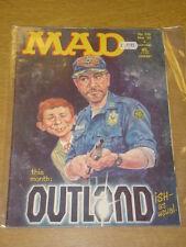 MAD MAGAZINE #239 1982 MAR VF THORPE AND PORTER UK MAGAZINE OUTLAND