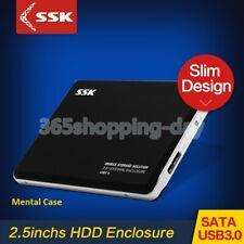 SSK HE-V300 2.5 Inch HDD Enclosure USB 3.0 Hard Disk Case HDD External Enclosure