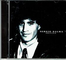 Sergio Dalma Adivina     BRAND NEW SEALED  CD