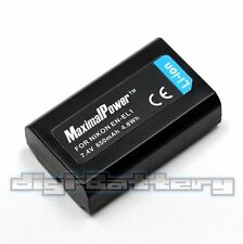 Camera Battery For NIKON COOLPIX 4300 4500 5700 8700 EN-EL1 ENEL1